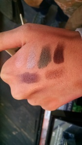 Too Faced La Belle Carousel swatches