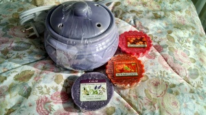 Electric Wax Melter | $20 Wax Tart | $2