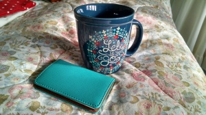 Business Card Holder | $6.50 ~Let It Go mug | $8.50