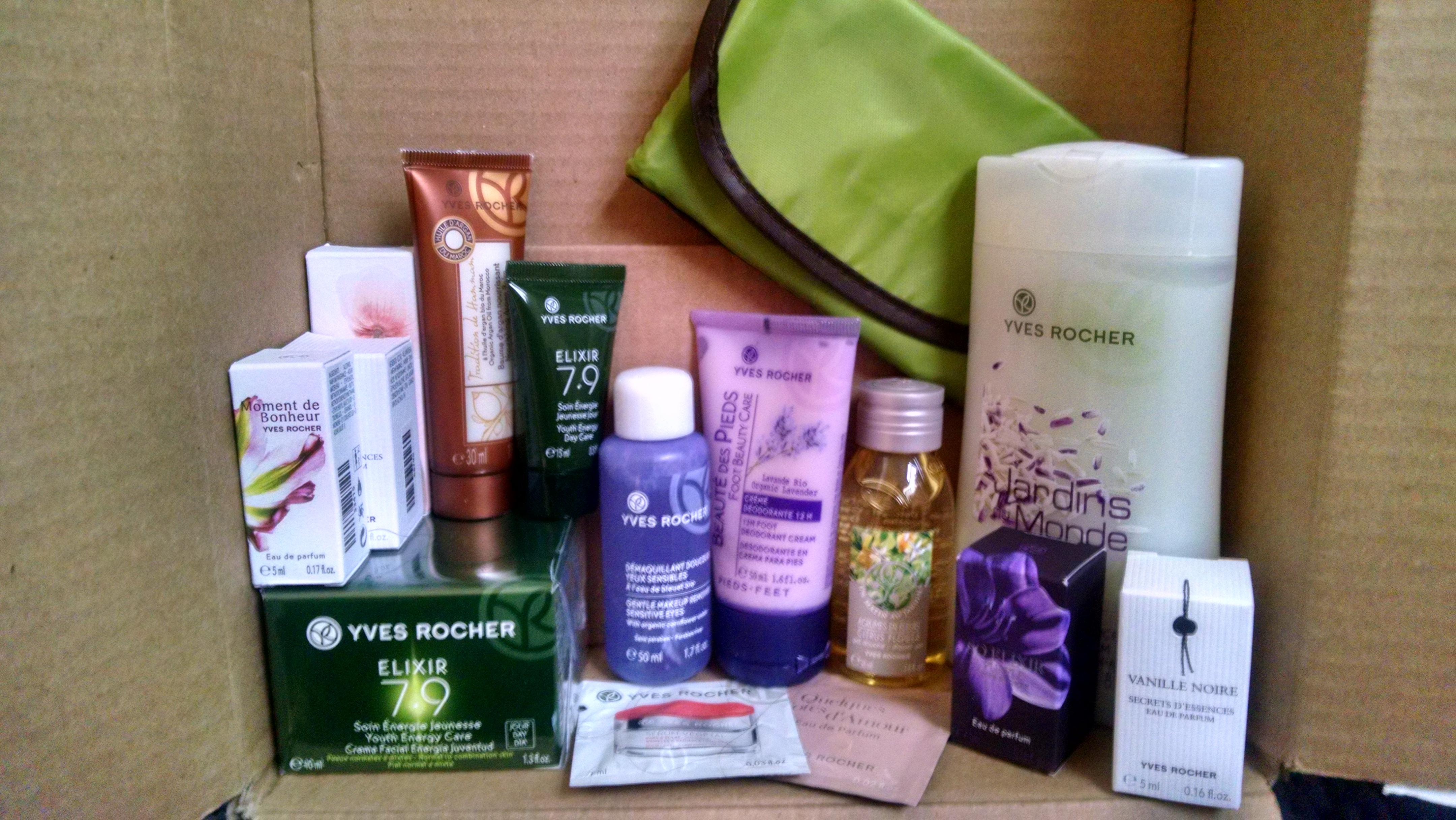 Yves Rocher Haul: Feeling & Smelling Good! | Just A Primer