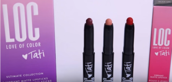 BB Nov Lipsticks